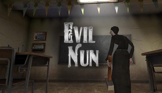 Evil Nun : Scary Horror Game Adventure Screenshot