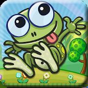 Toss The Floppy Frogger