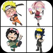 Guess Character Ninja Anime