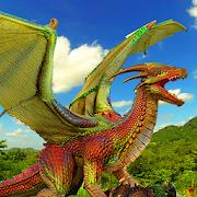Dragon Simulator fighting Arena : Dragon Free Game