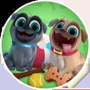 Puppy dog PaLs Fantasy