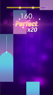 Piano Solo - Magic Dream tiles game 4 Screenshot