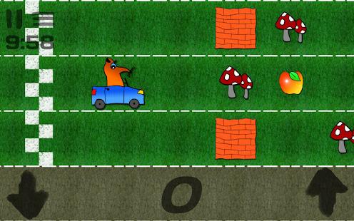 Paranoia Fox Simulator - beta game Screenshot