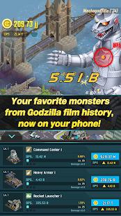 Godzilla Defense Force Screenshot