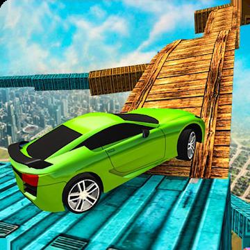 Impossible Tracks Stunt Car Racing Fun: Car Games
