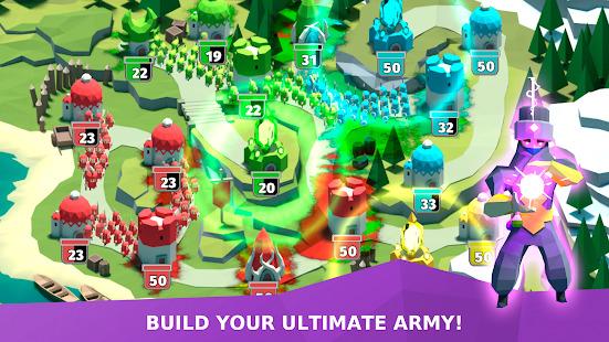 BattleTime - Real Time Strategy Offline Game Screenshot