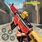 Counter FPS Attack Battle Gun Strike Combat War