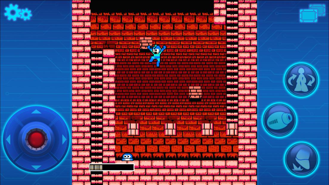 MEGA MAN 2 MOBILE Screenshot
