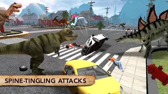 Dinosaur Simulator 2016 Screenshot