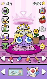 Moy 3  Virtual Pet Game Screenshot