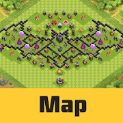 Maps for Clash Of Clans