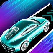 Car Rush EDM - Dancing Curvy Roads