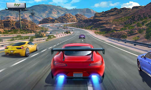 Street Racing 3D Screenshot