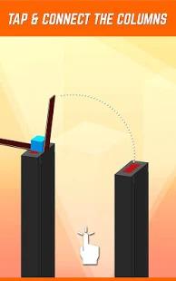 Mr. Bridge Arcade: Become a Builder in a Tap 2019 Screenshot