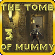 The tomb of mummy 3