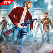 The cold zombies shooter :Offline Survival War