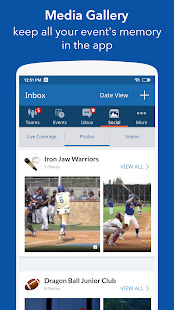 InstaTeam Sports Team Management for team managers Screenshot