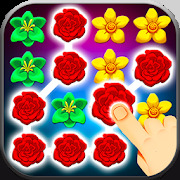 Flower Match Puzzle Game: New Flower Games 2019