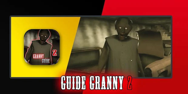 Hint Granny: Chapter Two Game unofficial Guide Screenshot