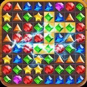 Jewels Jungle Treasure : Match 3  Puzzle