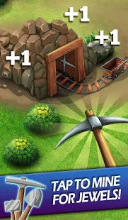 Clicker Mine Idle Adventure Screenshot