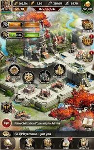 Clash of Kings : New Crescent Civilization Screenshot