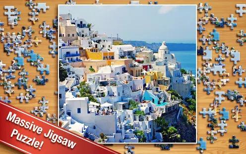 Jigsaw Puzzle Screenshot