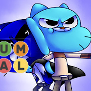 Amazing World of Gumball WORD