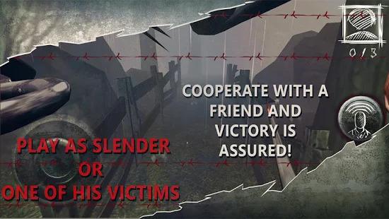 Slenderman Hide & Seek: Online Battle Arena Screenshot