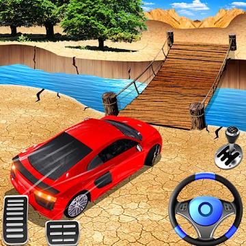 Impossible Car Stunt Driving - Ramp Car Stunts 3D