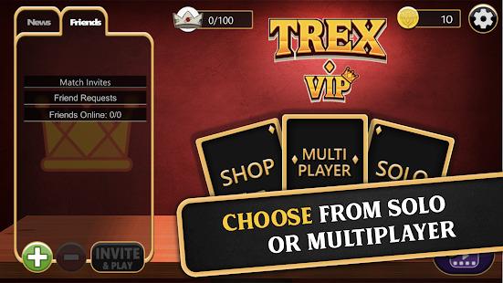 Trex VIP Screenshot