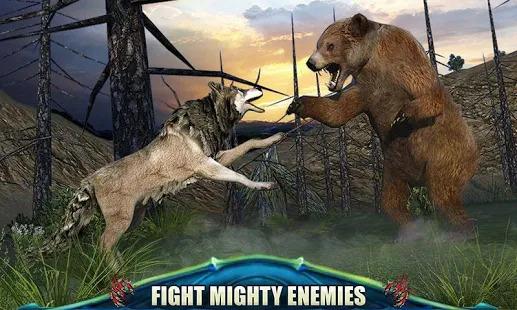 Ultimate Wolf Adventure 3D Screenshot