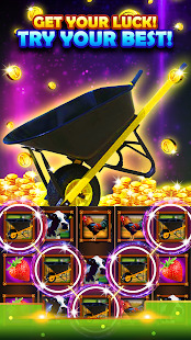 Vegas Link Jackpot Riches Slots Screenshot