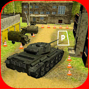 Shooting Tank Parking Simulation
