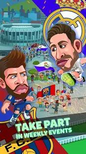 Head Soccer LaLiga 2019 - Best Soccer Games Screenshot