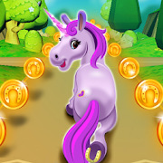 Unicorn Runner 3D - Horse Run