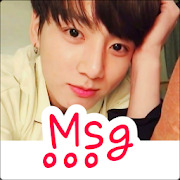 BTS Fake Messenger : Jungkook