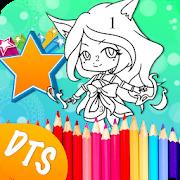 Gacha Color Book - Make Gacha Life Colorful