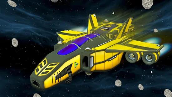 SKY Racer No Limit 3d Screenshot