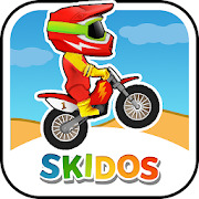 Cool Math Games: Kids BikeRacing For Boys, Girls