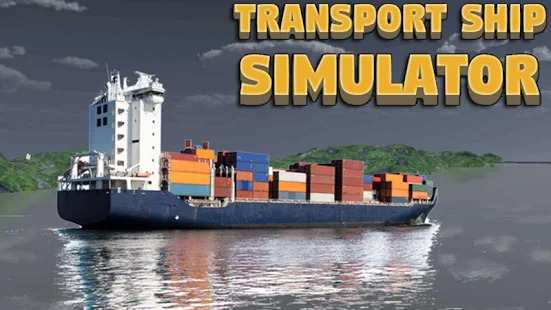 Transport Ship Simulator Screenshot