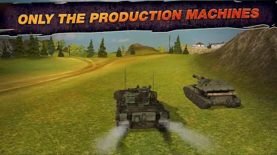 Wild Tanks Screenshot