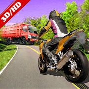 Highway Traffic Rider 3d Motorcycle Racer