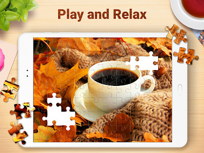 Jigsaw Puzzles - Puzzle Game Screenshot