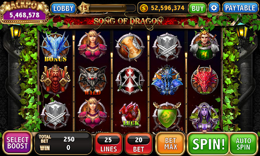 Casino Slots Screenshot