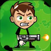 Amazing Ben Alien Shooter - Kid Ben Shooter