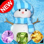 Snowman Games & Frozen Puzzles match 3 games free