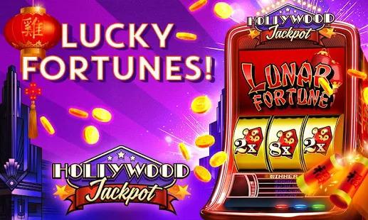 Hollywood Jackpot Slots - Free Slot Machine Games Screenshot