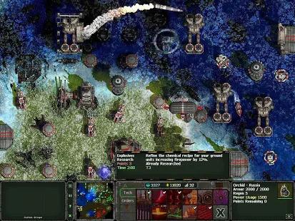 Land Air Sea Warfare RTS Screenshot