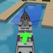 Cargo Ship Car Transporter